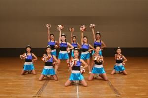 Songleading&DanceFamily山形教室 SDF-Yamagata Youth編成POM部門
